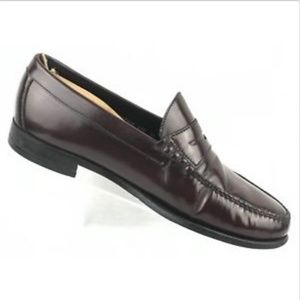 Florsheim Imperial Moc Toe Penny Loafers 11 3E